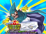 Mystérieux guerrier masqué