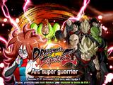 Dragon Ball FighterZ - Arc super guerrier