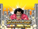 Défi contre M. Satan !!