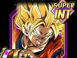Esprit de combat passionné - Son Goku Super Saiyan 2 (ange)