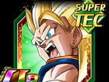 Offensive décisive - Son Goku Super Saiyan 3 (ange)