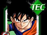 Esprit surcombatif - Son Goku