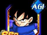 Guerrier inférieur exilé sur Terre - Son Goku
