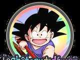 Médaille d'éveil - Son Goku (enfant) 35301