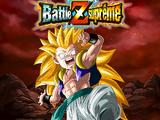Battle Z suprême - Gotenks Super Saiyan 3