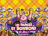 TRICK or TREAT ! Les farces et bonbons de Boo !