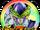 Médaille d'éveil - Cell Parfait (arc-en-ciel) 100374