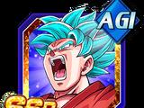 Battle Z suprême - Son Goku Super Saiyan divin SS