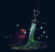 Unslain-buried-sword