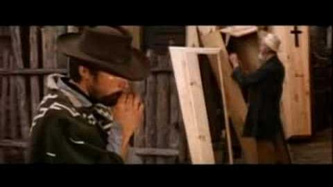 A Fistful of Dollars American Trailer