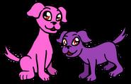 Cliffina's pets