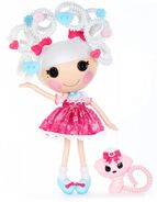 NEW! Lalaloopsy Silly Hair - Suzette La Sweet