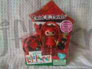 NEW! Mini LaLaLoopsy - Twist E. Twirls