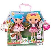 Rosy and Misty 2 Pack Large Dolls