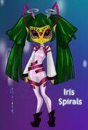 Iris Spirals