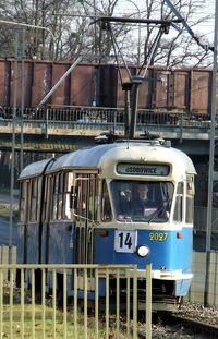 Wrocławski Tramwaj 14