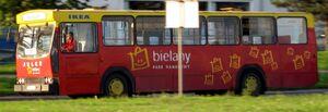 Autobus bielany