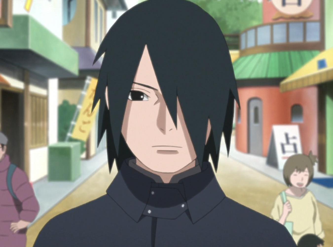 Sasuke Uchiha Shinobi Shinden Fandom