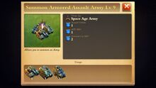 Armored Assault Army