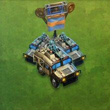 Humvee Army