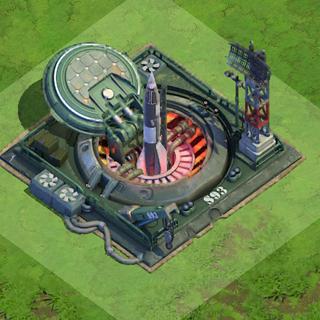 Missile Silo level 1