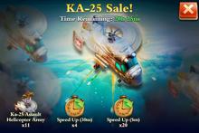 Ka-25 Assault Helicopter Sale
