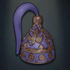 Kim Yu-sin's Helmet - Blue
