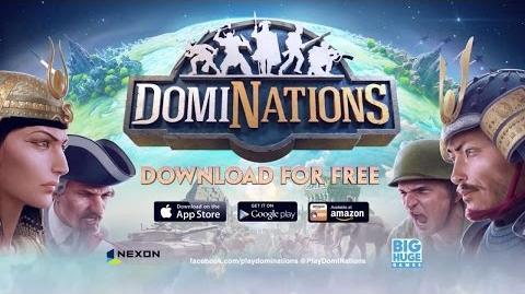 DomiNations Atualização 5 5