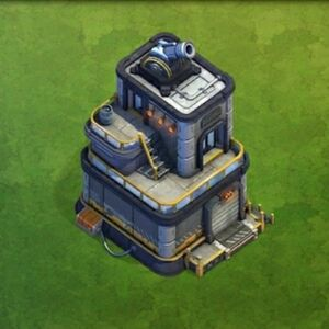 Fortified Strongpoint