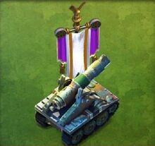 Heavy Artillery Army