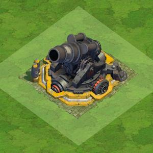 Mortar Level 9
