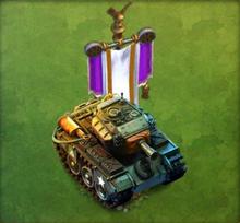 Main Battle Tank-