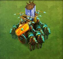 Celtic Chariot Army