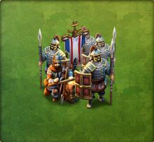 Legionary army-0