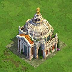 Tempel Level 7