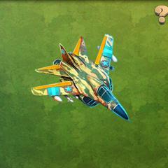 Supersonic F. Mk.4 to Mk.6