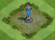 Mercenary Camp Level 6