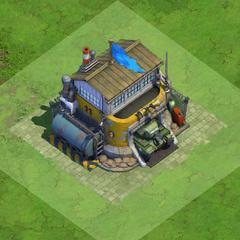 Tank Depot Level 11