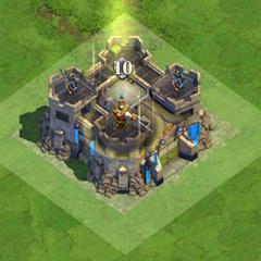 Level 4 Fort