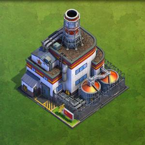 Soviet Power Plant
