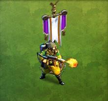 Flamethrower Army