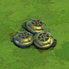 Land Mine Level 9