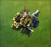 Frontier Force Army