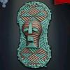 Kongolo's Shield - Turquoise