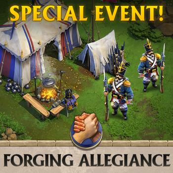 Forging Allegiance