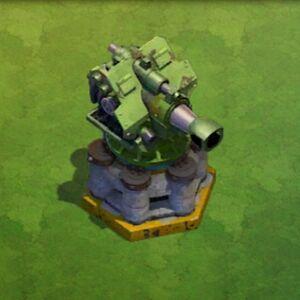 Anti-Tank Gun Level 9