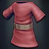 Chiton Tunic - Pink