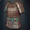 Sun Tzu's Armor - Turquoise