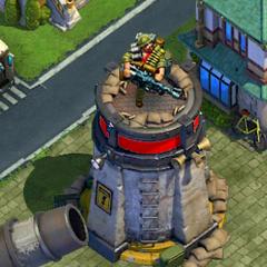 Machine Gun Level 5