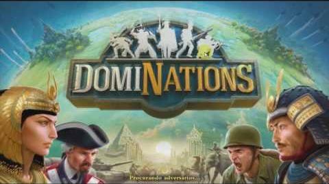 DomiNations Aproveite a reunião 100% - Atualização 4.7